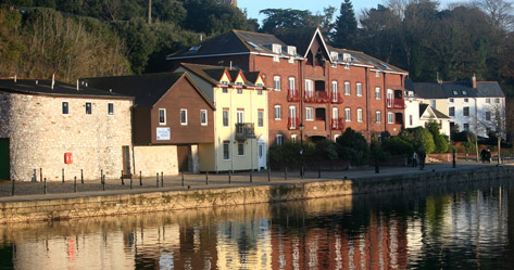 Homes, houses, flats, apartments and bungalows for sale in Exeter