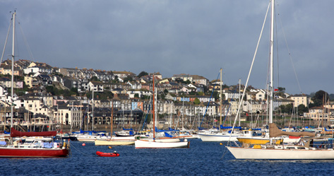 Homes, houses, flats, apartments and bungalows for sale in Falmouth