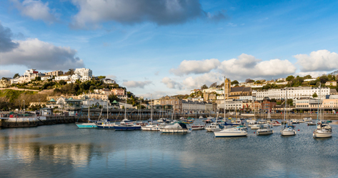 Homes, houses, flats, apartments and bungalows for sale in Torquay