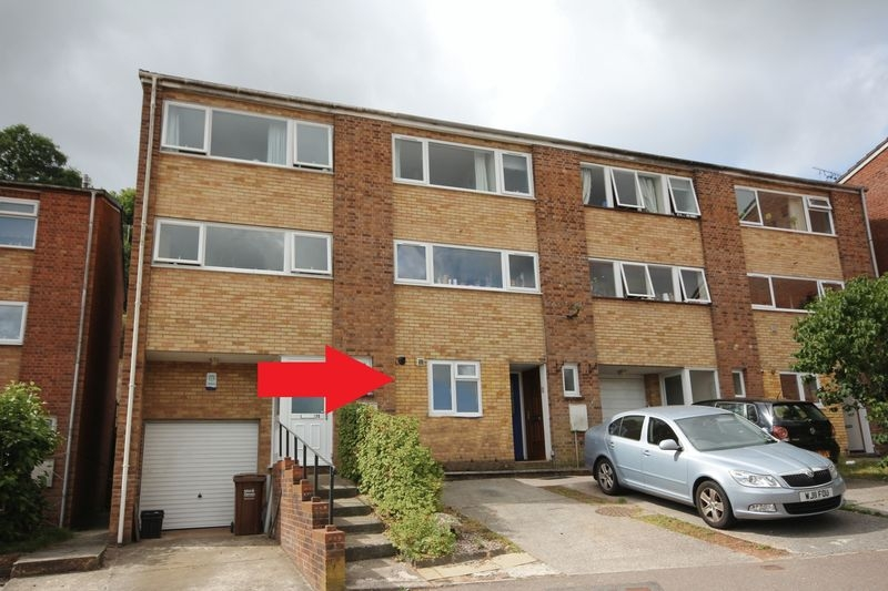 1 bedroom Terraced apartment / studio for rent in Crediton