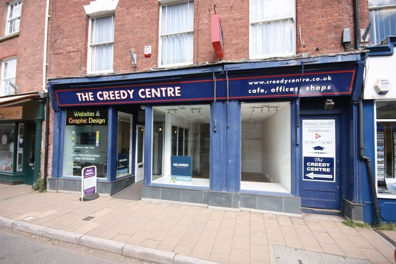 commercial for rent in Crediton
