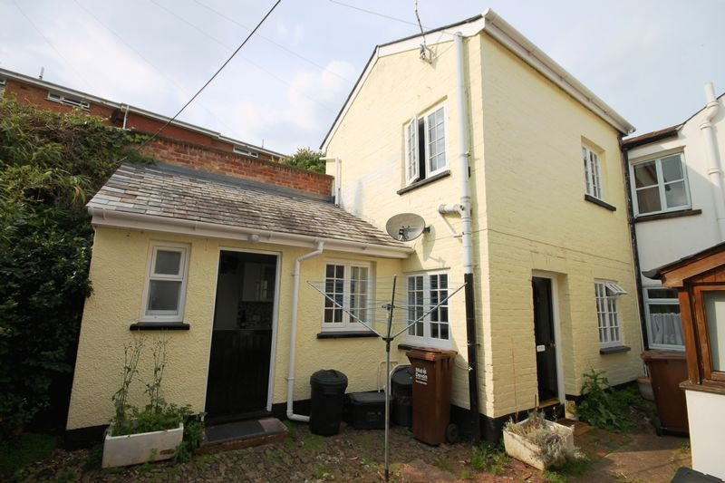 1 bedroom End Terrace house for rent in Crediton