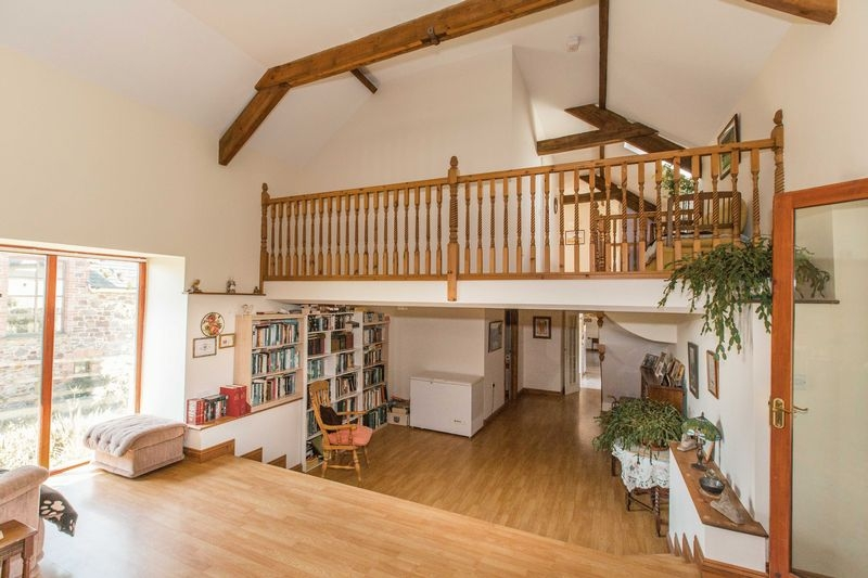 4 bedroom Detached barn for sale in Falmouth