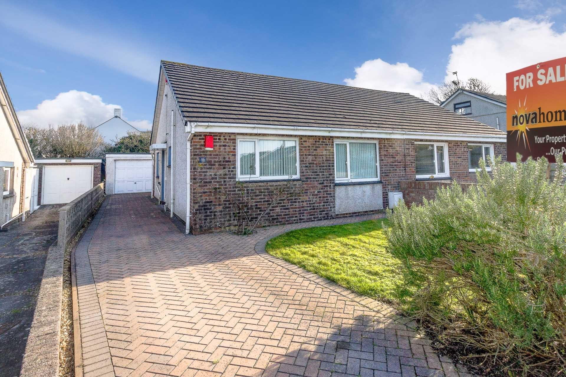 2 bedroom semi-detached bungalow for sale
